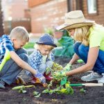 The importance of outdoor nature play