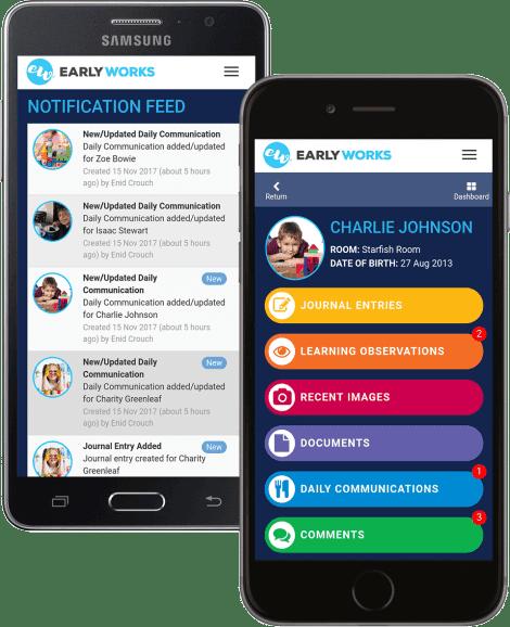 EarlyWorks App