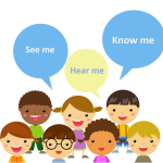 Child's voice in assessment