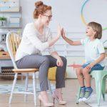 Supporting children in self regulation of behaviour